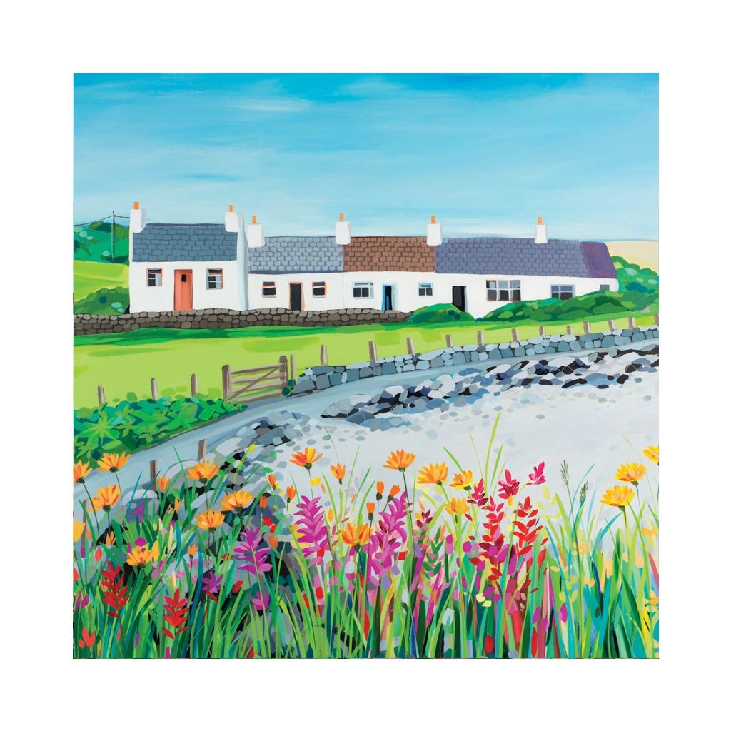 SWNT, MOELFRE Greetings Cards (x6)