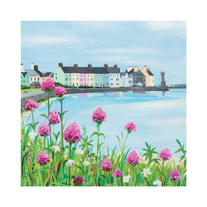 BEAUMARIS PINKS Greetings Cards (x6)