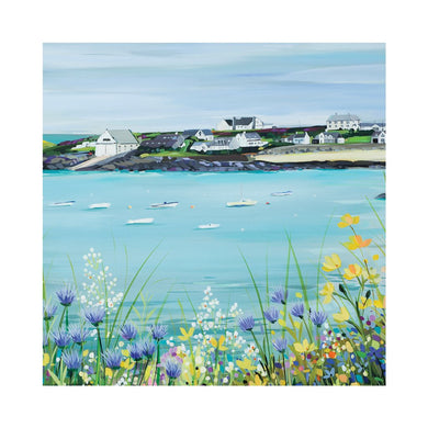 BORTH WEN, RHOSCOLYN Greetings Cards (x6)