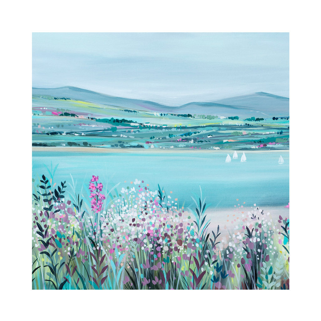 ACROSS THE STRAIT Greetings Cards (x6)