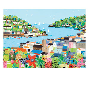 DARTMOUTH AND KINGSWEAR POSTCARD (x50)