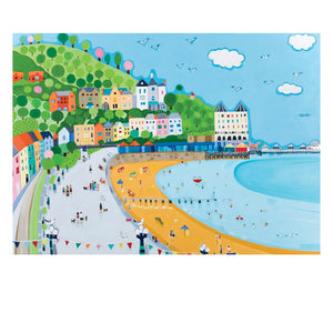 LLANDUDNO POSTCARD (Pack of 50)