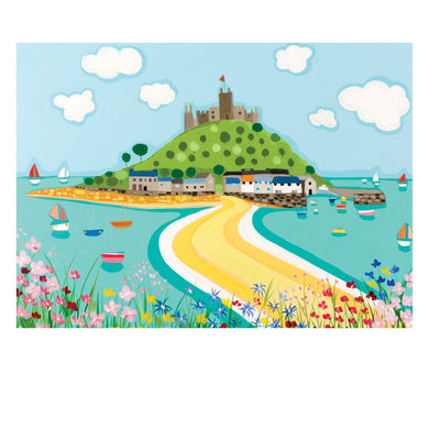 ST. MICHAEL'S MOUNT POSTCARD (x50)
