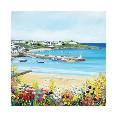 CEMAES BAY Greetings Cards (x6)