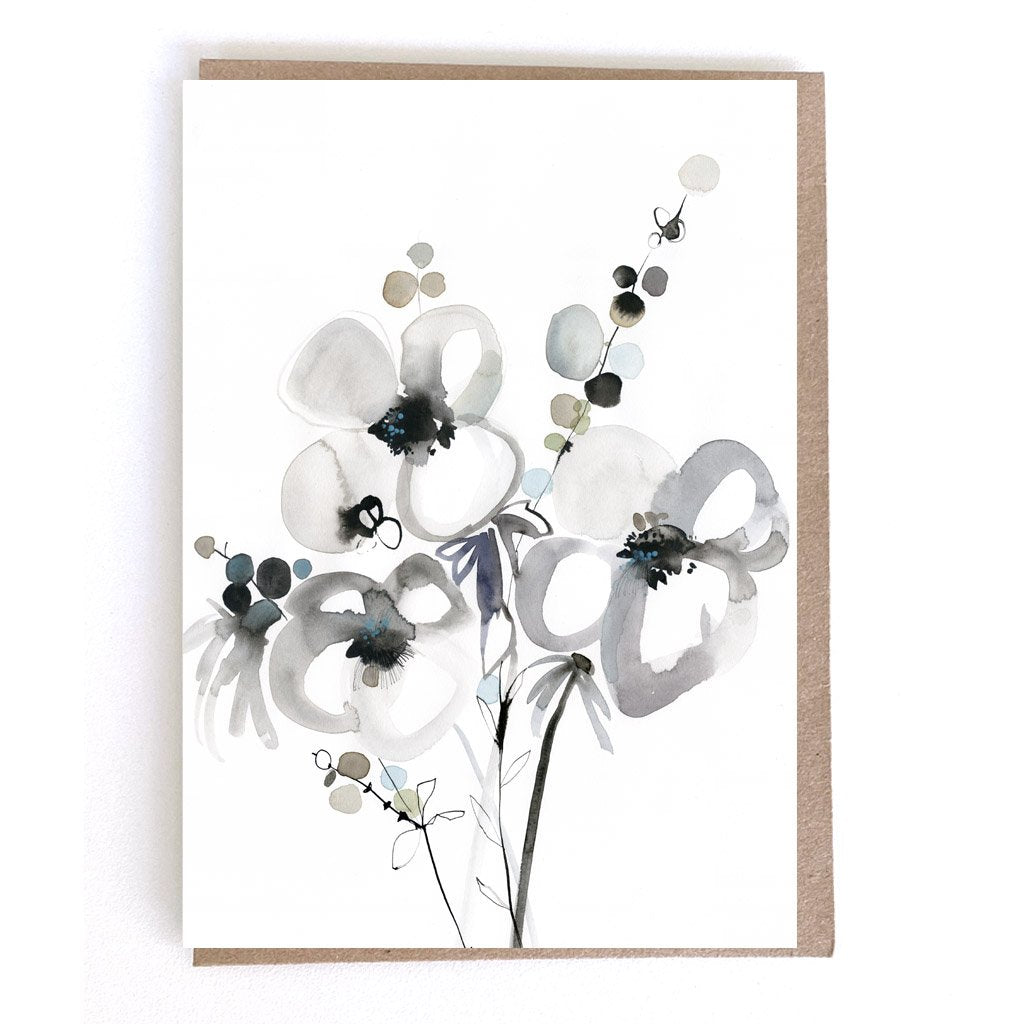 Winter Berries Cards (Pack of 6)
