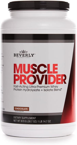 Beverly Int. Muscle Provider, 1 lb. 14.68 oz., Chocolate