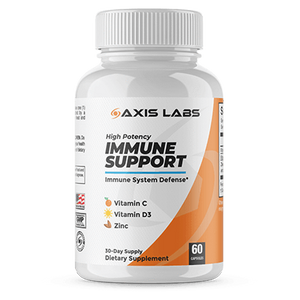 Axis Labs, Immune Support 60ct