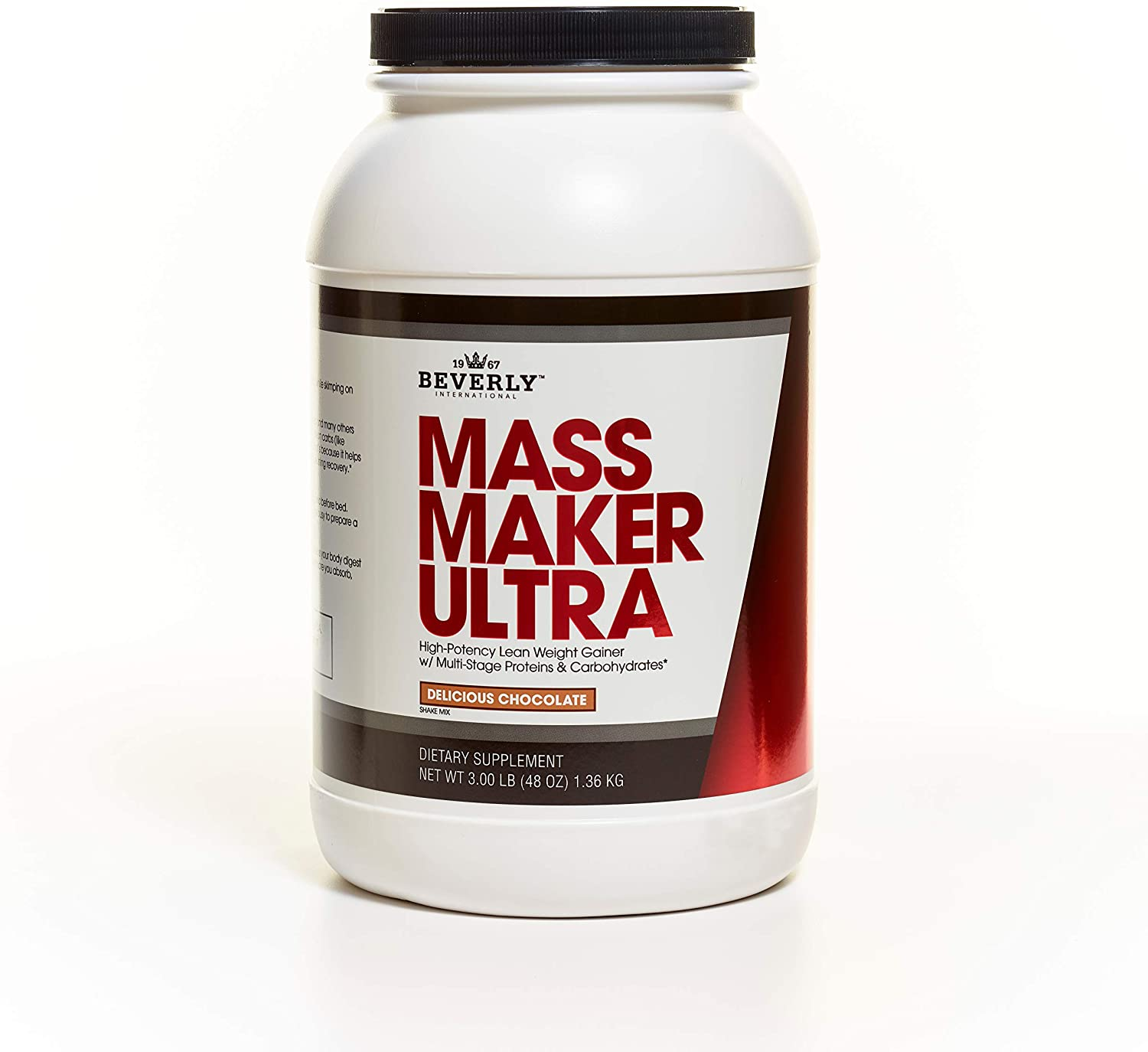 Beverly Int. Mass Maker Ultra , 3 lbs., Chocolate