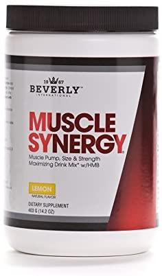 Beverly Int. Muscle Synergy Powder , 403 grams