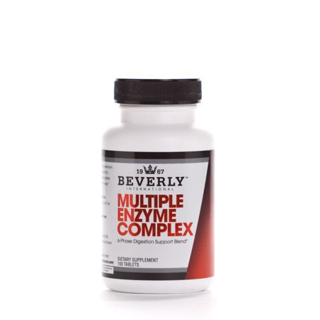Beverly Int. Multiple Enzyme Complex, 100 Tablets