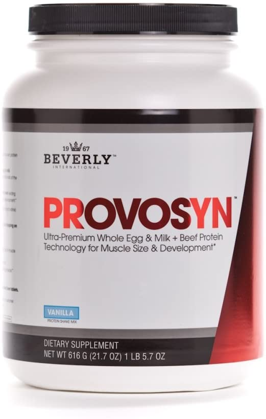 Beverly Int. Provosyn, 616g (21.7oz) Vanilla