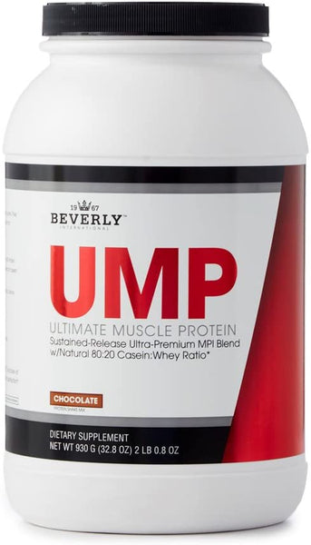 Beverly Int. Ultimate Muscle Protein, 2 Lbs. 0.8 oz., Chocolate