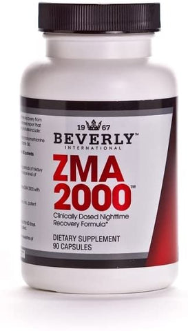Beverly Int. ZMA 2000, 90 capsules