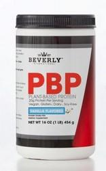 Beverly Int. PBP Plant Based Protein, 1 lb. Vanilla