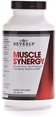 Beverly Int. Muscle Synergy, 240 Tablets
