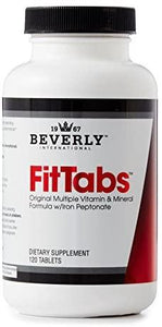 Beverly Int. Fit Tabs, 120 Tablets (previously Ultra 4)