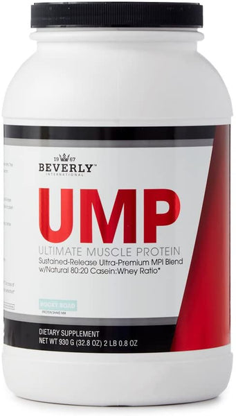 Beverly Int. Ultimate Muscle Protein, 2 Lbs. 0.8 oz., Rocky Road
