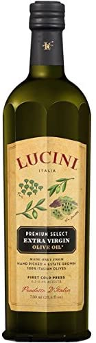 Lucini, Oil Olive Xvrgn 500mL 2pk