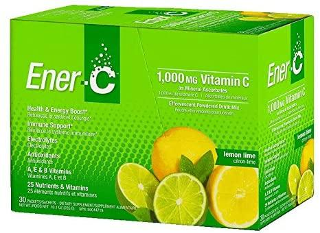 OS - Ener-C, Vitamin Mix Lemon Lime 30ct