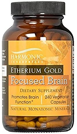 Harmonic Innerprizes, Focused Brain 240ct