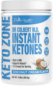 Divine Health, Keto Zone Coconut Cream 9.26oz