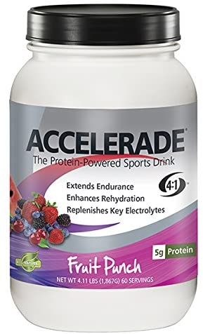 Pacific Health Labs, Accelerade, Fruit Punch, 60Serv