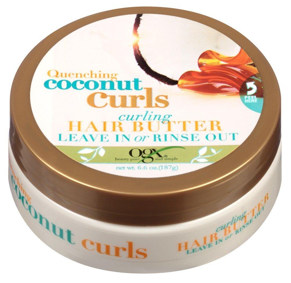 OGX, Quenching Coconut Curls 6.6oz 2pk