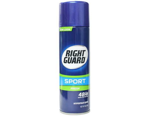 Right Guard, Sport Antiperspirant Fresh 6oz 3pk