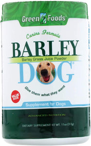 Green Foods, Barley Dog 11oz