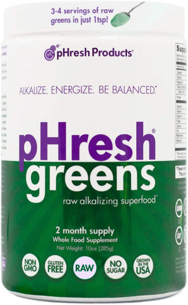 Phresh Products, pHresh greens 10oz