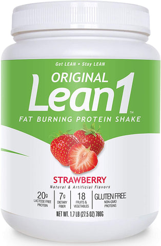 Nutrition 53, Lean1 Strawberry 27.5oz