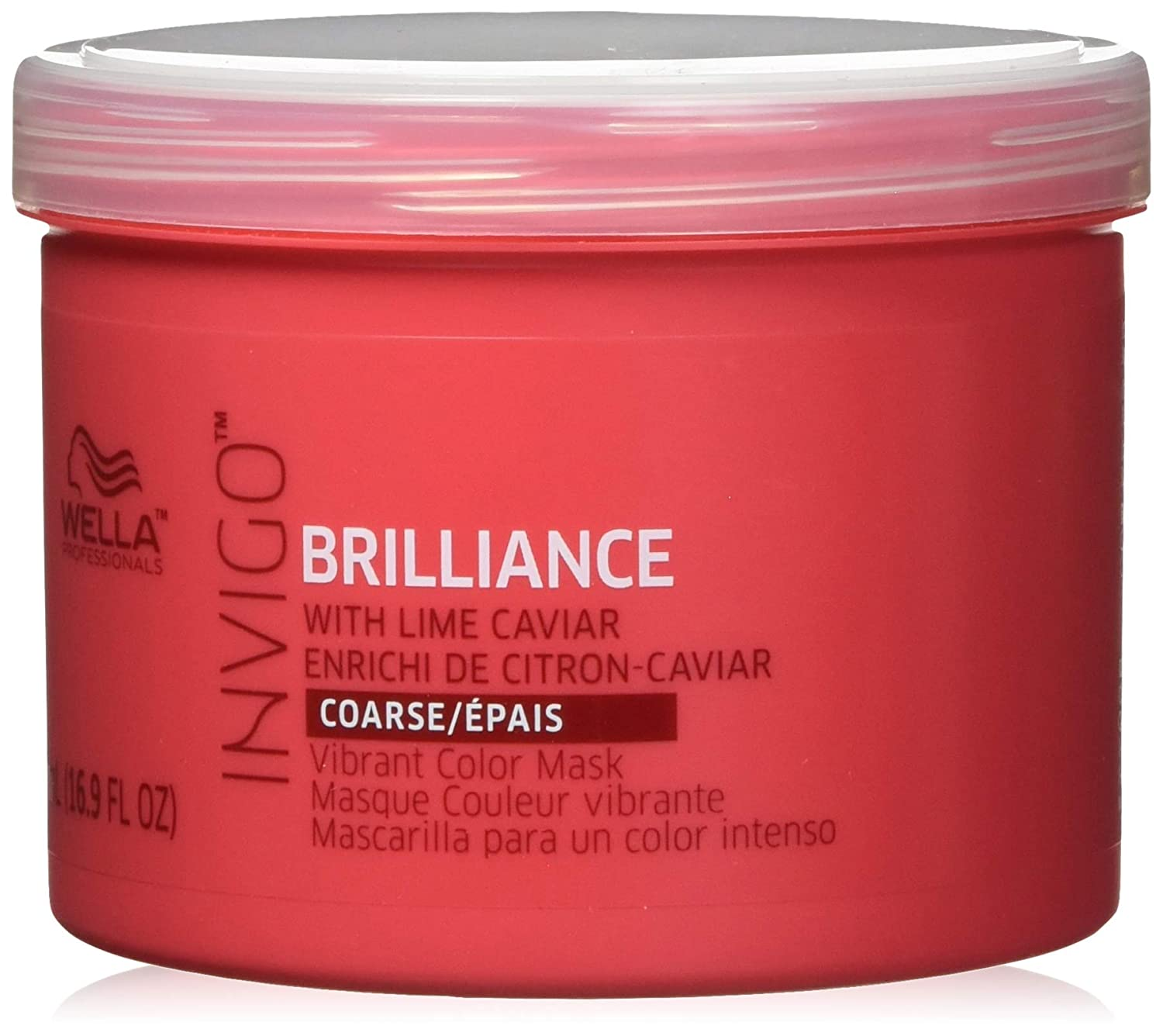 Wella, Invigo Brilliance Mask 16.9oz