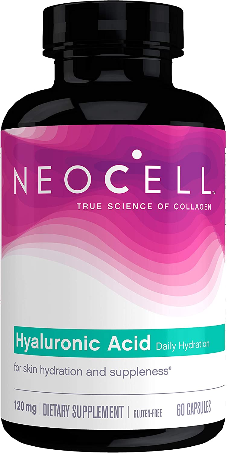 Neocell, Hyaluronic Acid 60ct