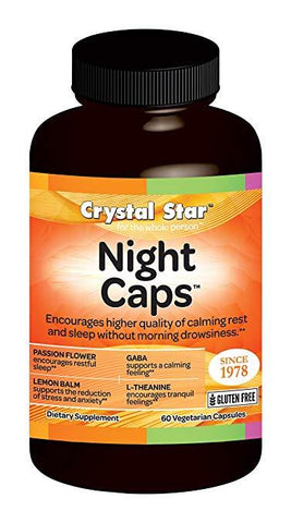 Night Caps 60ct