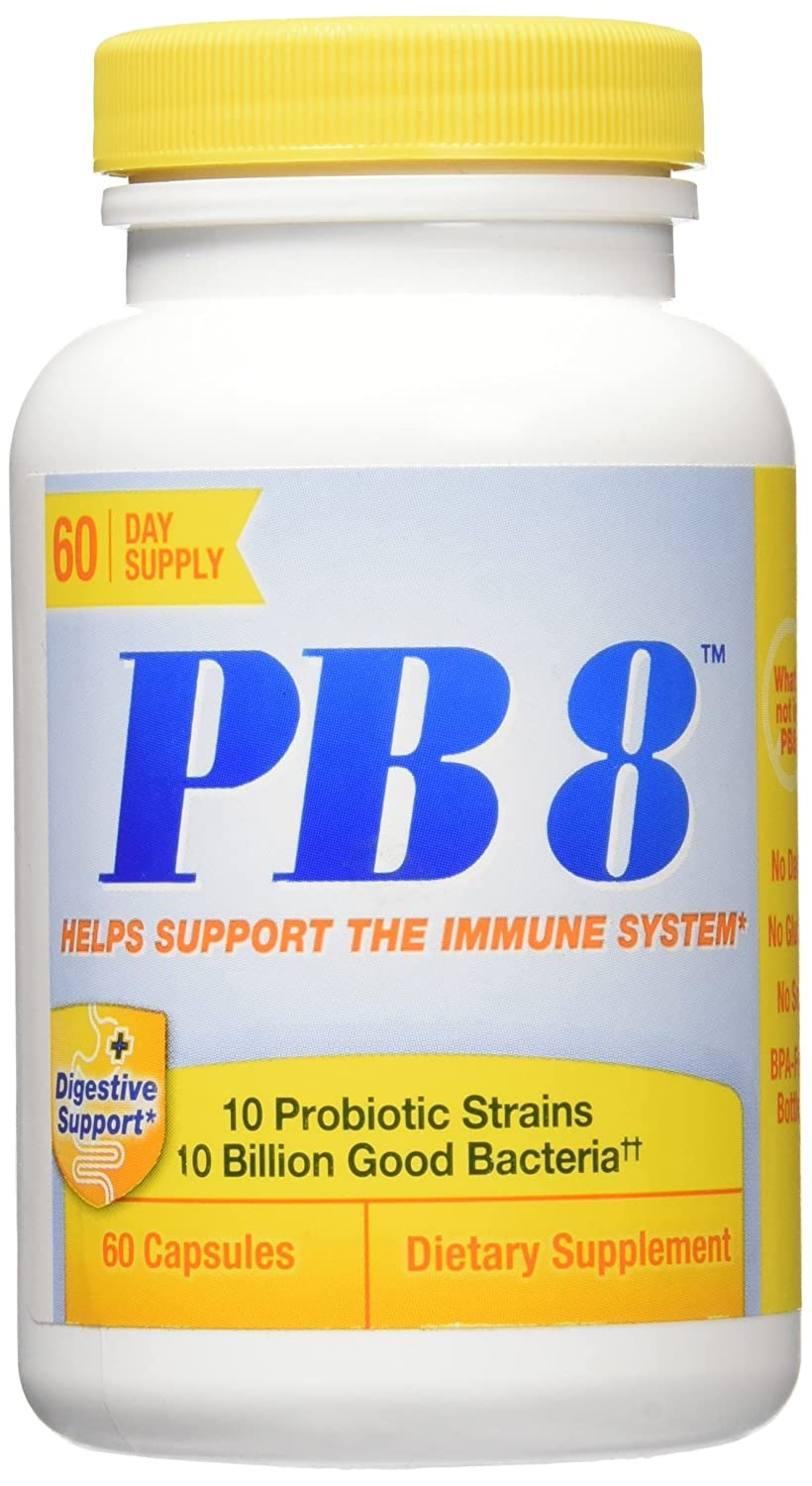Nutrition Now, PB8 Immune 60ct