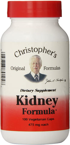 Dr. Christopher's, Kidney Formula 100ct