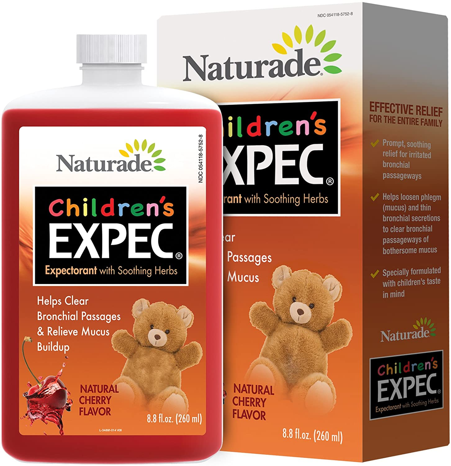 Naturade, Children's Expectorant 8.8oz