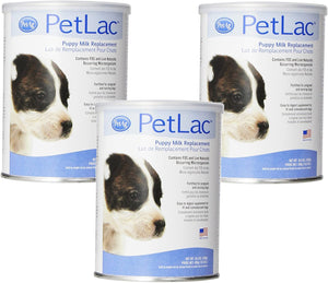 PetLac, Milk Powder Puppy 10.5oz 3pk