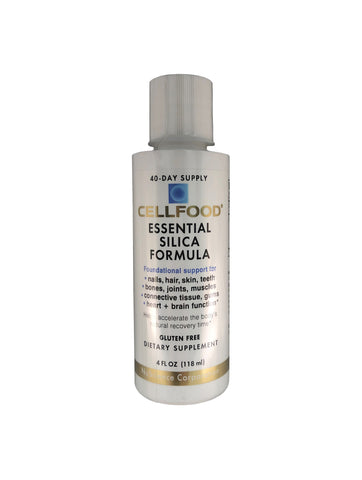 Cellfood, Essential Silica Formula, 4oz