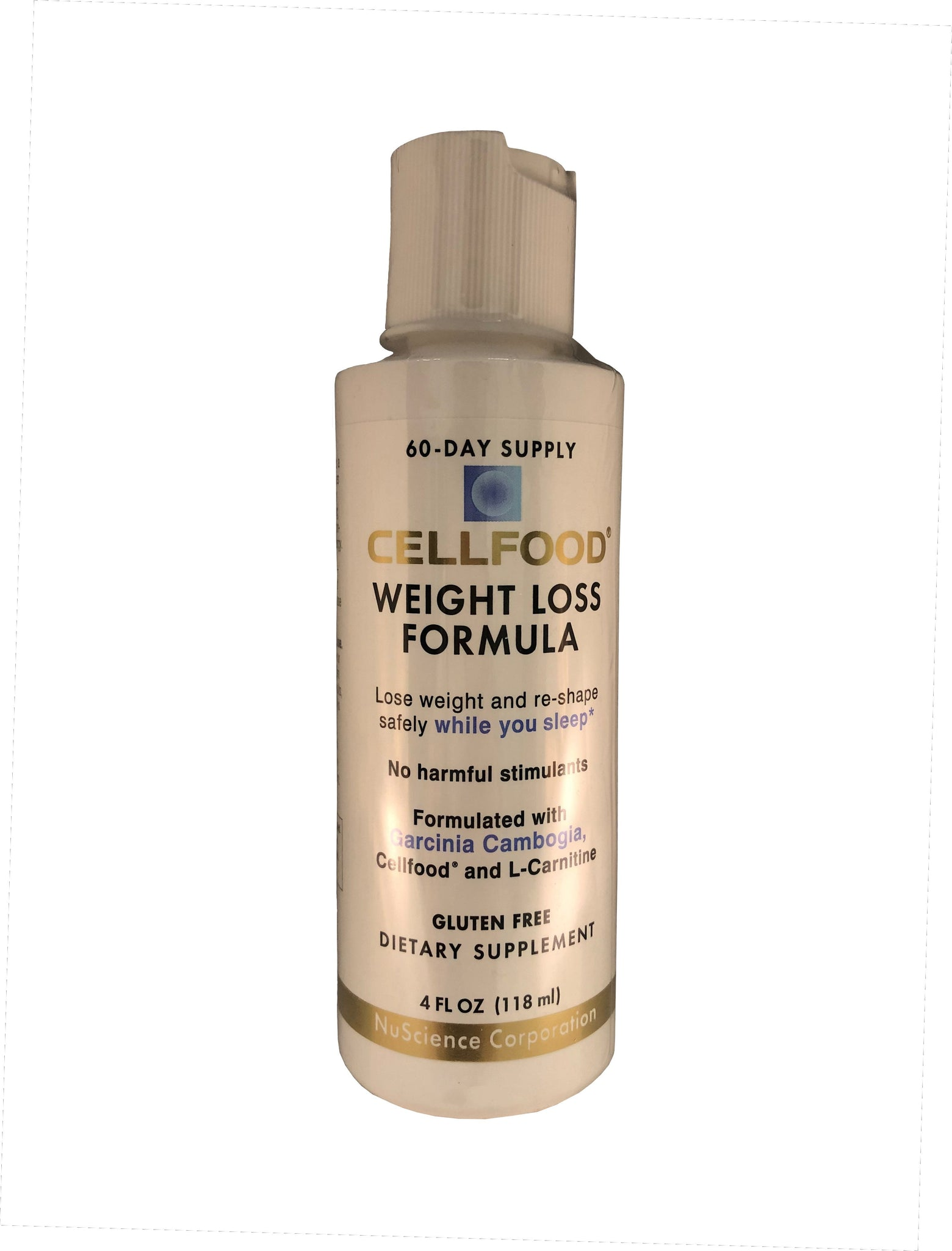 Cellfood, Weightloss, 4oz