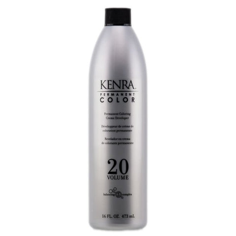 Kenra, Creme Developer 20 Volume 16oz