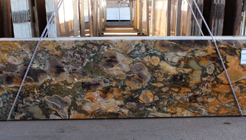 breche de vendome slab multicolor marble breccia natural stone