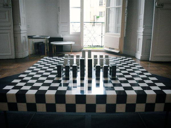 Chess Table (P.O.R)