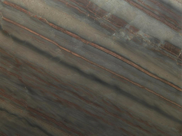 Elegant Brown Quartzite Stone Slab Background