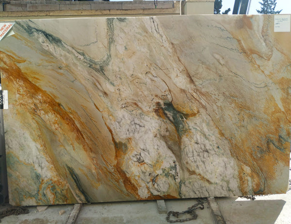 macaubas fantasy slab outside quartzite natural stone malta