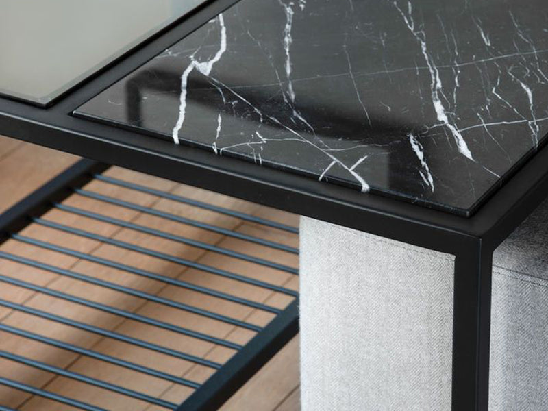 nero marquina table top
