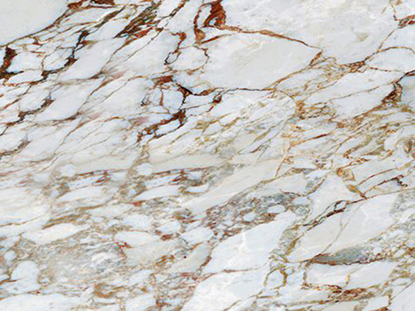 arabescato oro white marble gold close up slab Natural Stone Malta
