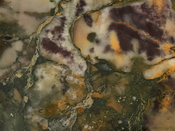 Breche Vendome Multicolor Slab Marble France Natural Stone RLautier