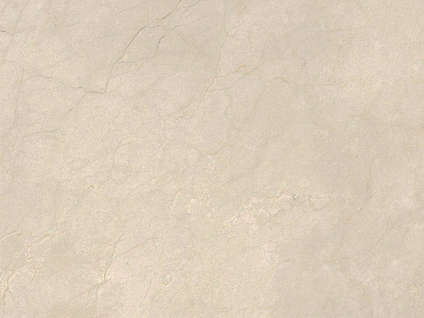 crema marfil slab close up