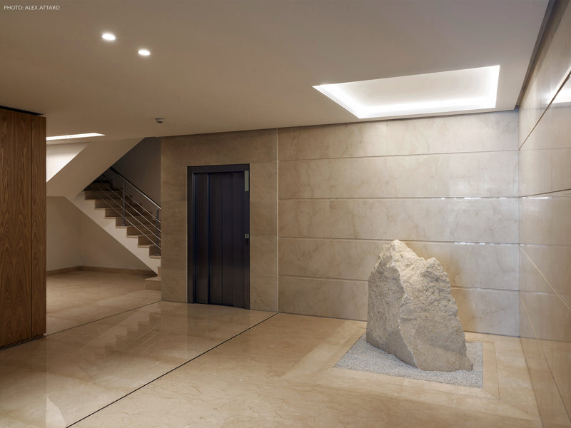 crema marfil marble beige color indoors appartment wall